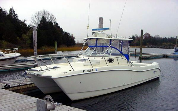 1998 World Cat 26 6 Boats Yachts For Sale