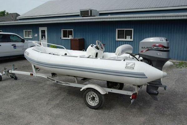Zodiac 420 DL 1998 Motor Boats