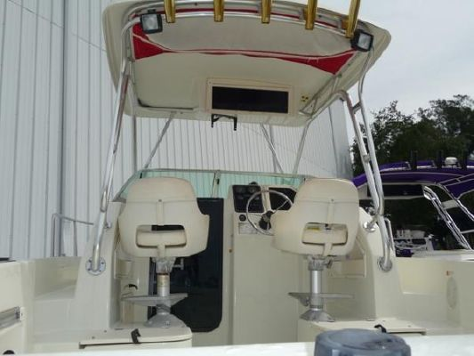 23 HYDRA SPORT 230 WA 1999 Hydra Sport Boats