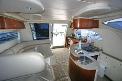 Maxum Virtual Tours! SCB 1999 46' All Boats