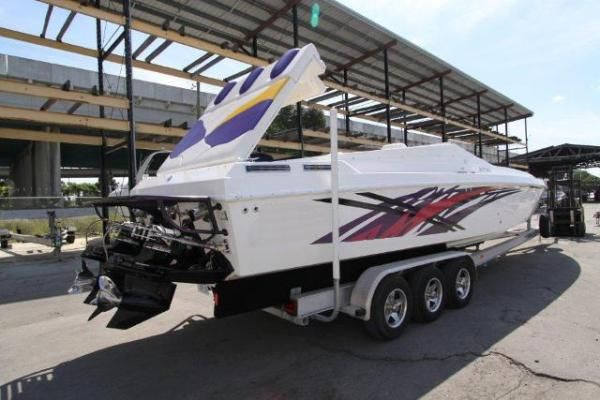 Active Thunder 370 Offshore 1999 All Boats