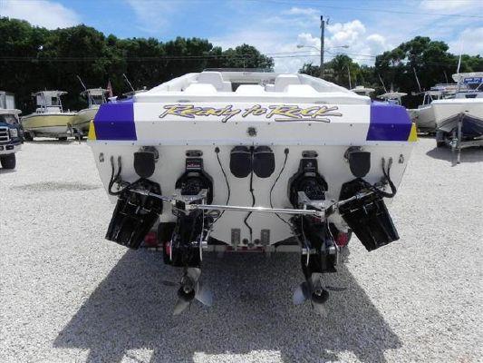 Active Thunder High Performance 37AVH 1999 All Boats