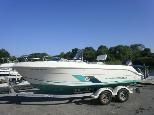 Aquasport 205 Osprey 1999 All Boats