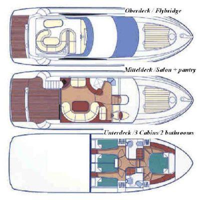 1999 astondoa 45 fly  2 1999 Astondoa 45 Fly
