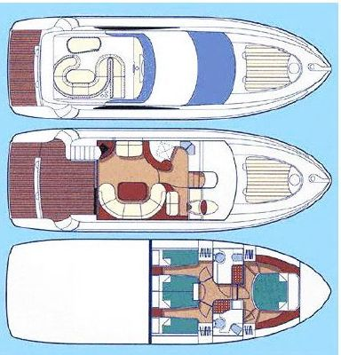 Boats for Sale & Yachts Astondoa 46 Fly **** RECENTLY LISTED! **** 1999 All Boats