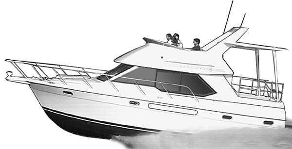 Bayliner 3587 Motoryacht 1999 Bayliner Boats for Sale