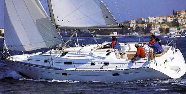Beneteau 381 Bridge clearance 50'! 1999 Beneteau Boats for Sale