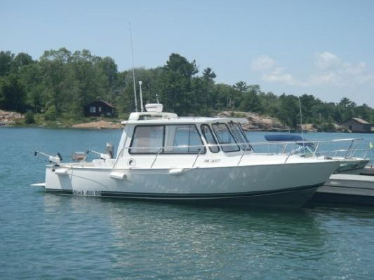 Boats for Sale & Yachts Blackbill 29 Custom Pilothouse 1999 Pilothouse Boats for Sale