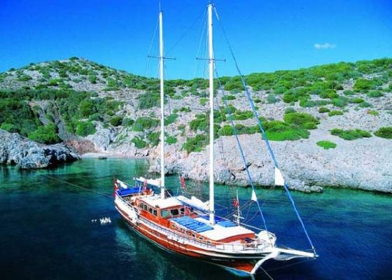Boats for Sale & Yachts BODRUM BOAT Transom Stern Gulet 1999 Ketch Boats for Sale