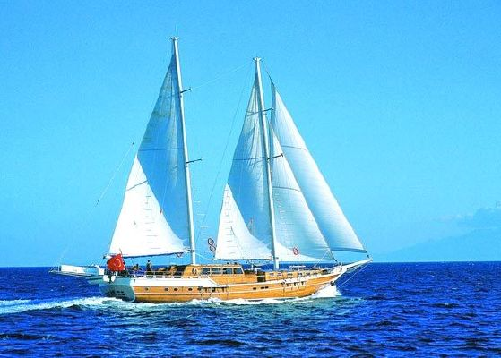 Bodrum Yard Ketch Gulet 1999 Ketch Boats for Sale
