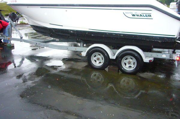 Boston Whaler Conquest Hardtop Sportfish Dive Boat 1999 Boston Whaler Boats Sportfishing Boats for Sale