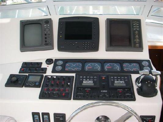 Cabo Express, Fiberglass Enclosure 1999 All Boats