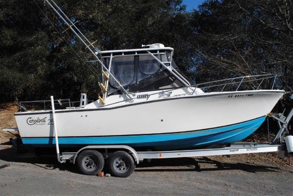Boats for Sale & Yachts Carolina Classic 25 1999 All Boats