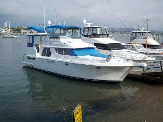 1999 carver 445 aft cabin motor yacht  1 1999 Carver 445 Aft Cabin Motor Yacht