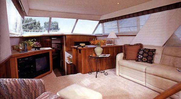 1999 carver 445 aft cabin motor yacht  3 1999 Carver 445 Aft Cabin Motor Yacht