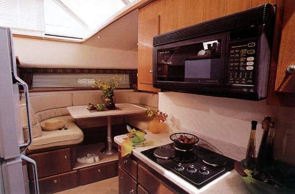 1999 carver 445 aft cabin motor yacht  4 1999 Carver 445 Aft Cabin Motor Yacht