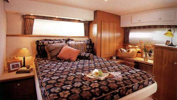 1999 carver 445 aft cabin motor yacht  5 1999 Carver 445 Aft Cabin Motor Yacht
