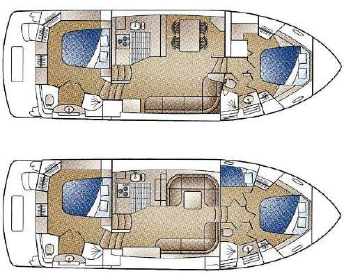 1999 carver 456 aft cabin motor yacht  2 1999 Carver 456 Aft Cabin Motor Yacht