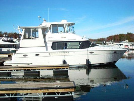 1999 carver 456 aft cabin motor yacht  3 1999 Carver 456 Aft Cabin Motor Yacht
