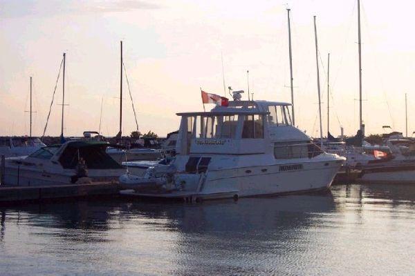 Carver 504 Cockpit Motor Yacht 1999 Carver Boats for Sale