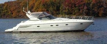 Carver Trojan Express Cruiser 1999 Carver Boats for Sale