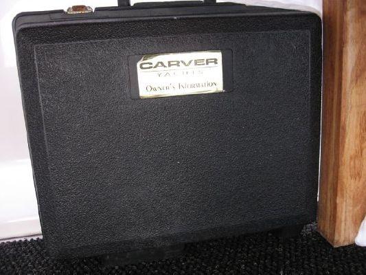 CARVER YACHTS 404 Cockpit Motoryacht 1999 Carver Boats for Sale