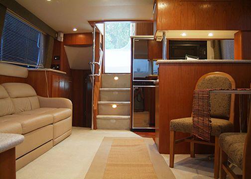 1999 carver yachts 456 motor yacht  4 1999 CARVER YACHTS 456 Motor Yacht