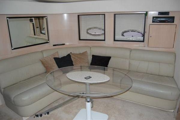 1999 carver yachts trojan 440 express  17 1999 CARVER YACHTS Trojan 440 Express