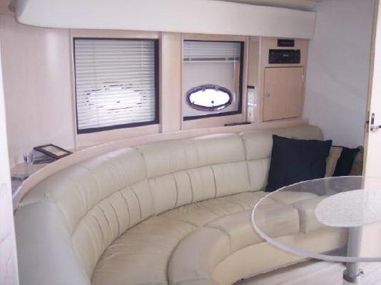 1999 carver yachts trojan 440 express  7 1999 CARVER YACHTS Trojan 440 Express
