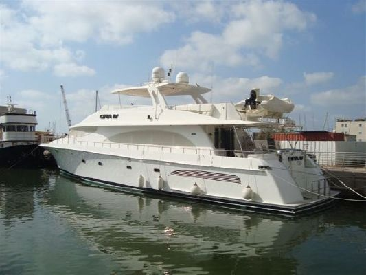 Cheoy Lee Motor Yacht 1999 Cheoy Lee for Sale