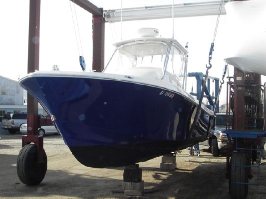 Contender 31 Fisharound (LOADED! WARRANTY!) 1999 Contender Powerboats for Sale