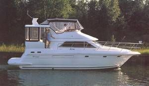 Cruisers 3750 Aft Cabin 1999 Aft Cabin Cruisers yachts for Sale