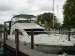 Cruisers 3750 Motor Yacht 1999 Cruisers yachts for Sale