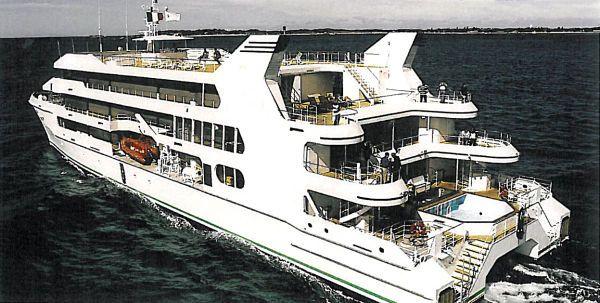 1999 Custom Catamaran Cruise Ship - Boats Yachts for sale