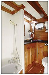 Custom Ketch Type Traditional Wooden Motor Sailer 1999 Ketch Boats for Sale