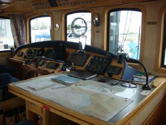 Custom Trawler 1999 Trawler Boats for Sale