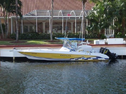 Donzi 30 ZF 1999 Donzi Boats for Sale