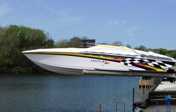 Donzi 38 ZX OFFSHORE 1999 Donzi Boats for Sale
