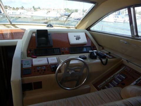 Ferretti 57 1999 All Boats