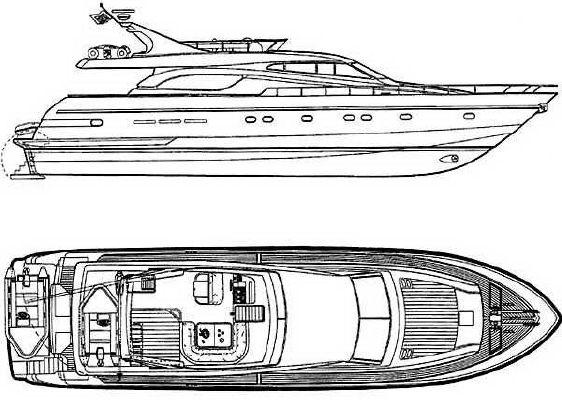 Ferretti 72 **** JUST REDUCED! **** 1999 All Boats