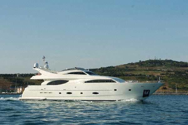 Ferretti 94 1999 All Boats