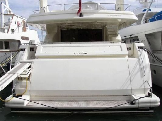 Ferretti Custom Line 94 1999 All Boats