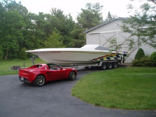 Fountain Fever 1999 Fountain Boats for Sale