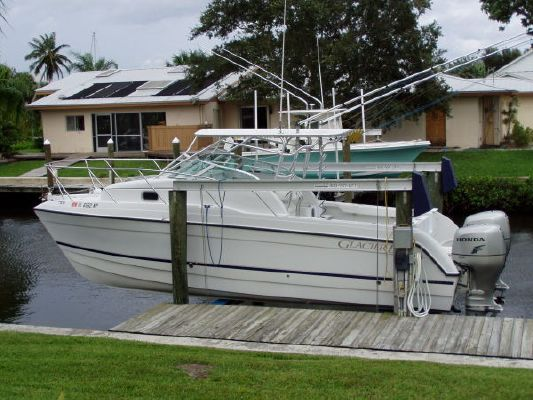 Glacier Bay 2670 Isle Runner 1999 Glacier Boats for Sale