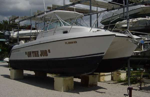 Glacier Bay Glacierbay 2670 HARD TOP CUDDY 1999 Glacier Boats for Sale
