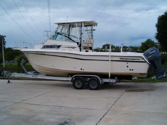 1999 Grady White 272 Sailfish WA - Boats Yachts for sale