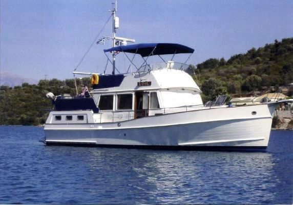 1999 grand banks 42 motor yacht boats yachts for sale for Grand banks motor yachts for sale