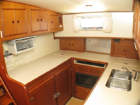 Grand Banks 49 Eastbay HX Extended Sides 1999 Grand Banks Yachts