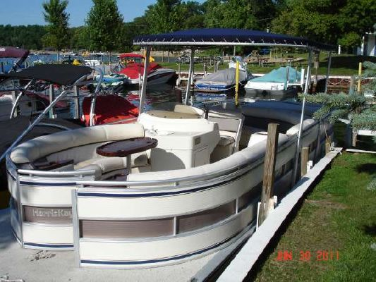 Boats for Sale & Yachts Harris FloteBote 26' Heritage 1999 All Boats