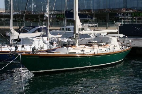 Hinckley Sou'wester 52 1999 All Boats